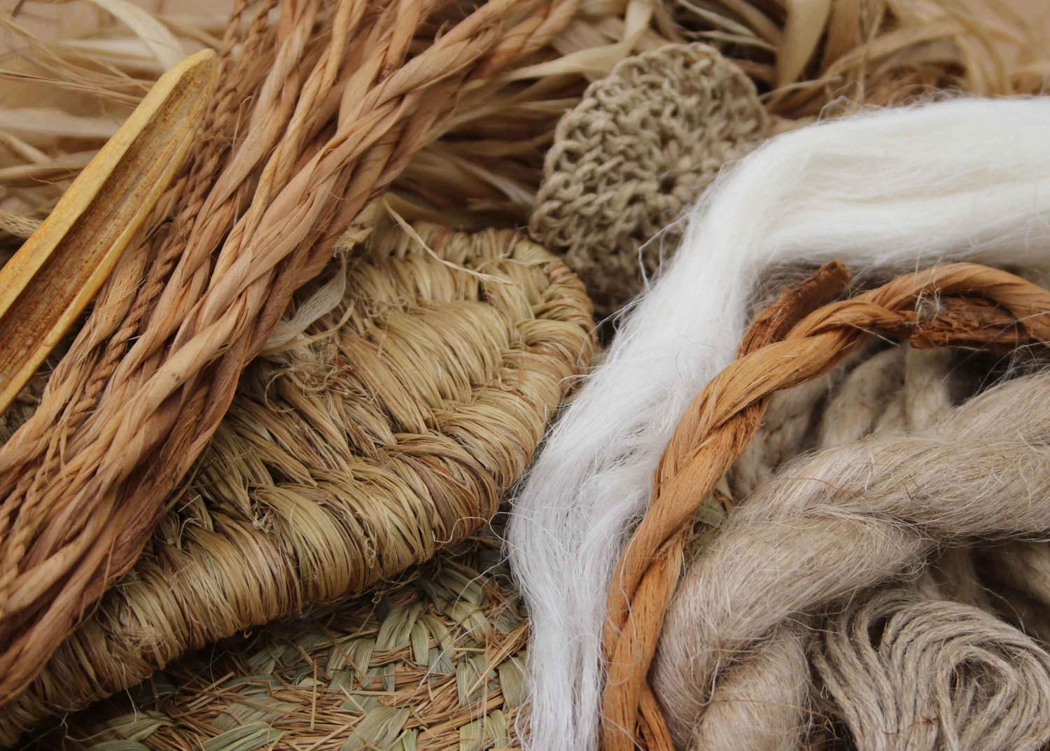 Plying and Cordage course, Leaf Trading Post